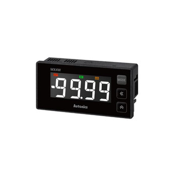 Autonics Controllers Panel Meters MX4W SERIES MX4W-A-F1 (H1550000279)