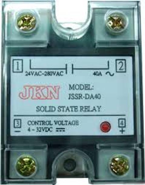 Solid State Relay JSSR-DA40,Solid State Relay, JSSR-DA40,JKN,JSSR-DA40 SSR