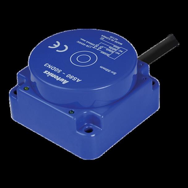 Inductive Proximity Sensor AS80-50DN3, AS80-50DN3, Inductive Proximity Sensor, autonics