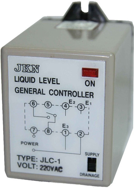 LIQUID LEVEL CONTROLLER JLC-1, JLC-1, LIQUID LEVEL CONTROLLER, JKN