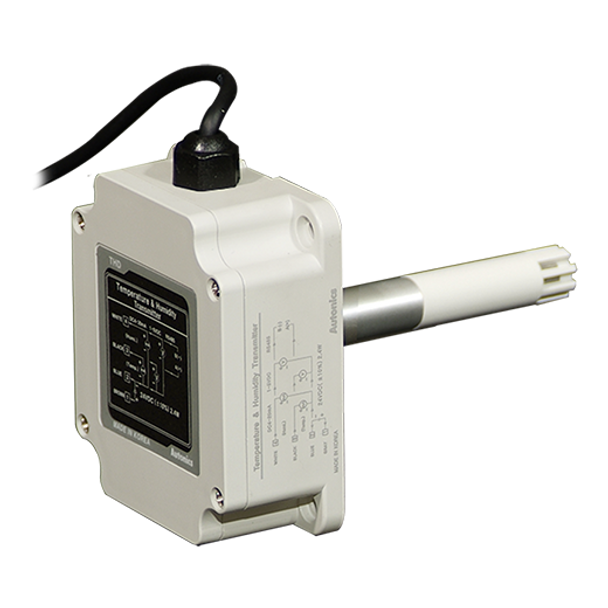 Temperature Humidity Transmitter THD-D2-C, Autonics, Temperature Humidity Transmitter, THD-D2-C