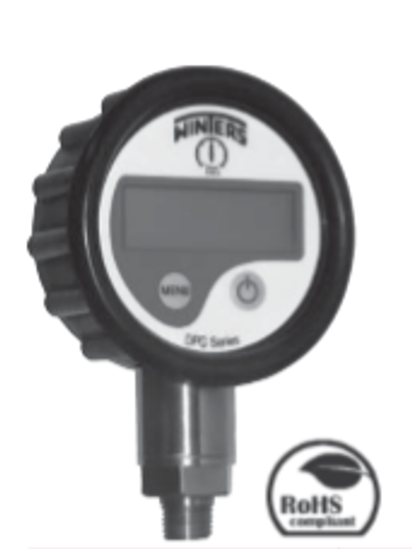 Digital Pressure Gauge DPG223