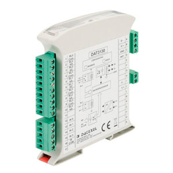 Datexel Data Acquisition And Control Modules With Rs485 Modbus-Rtu Versions DAT 3116