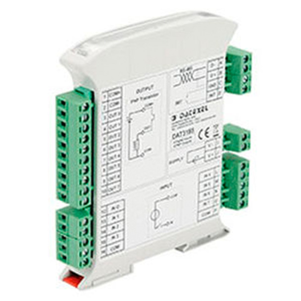 Datexel Data Acquisition And Control Modules With Rs485 Modbus-Rtu Versions DAT 3188-8