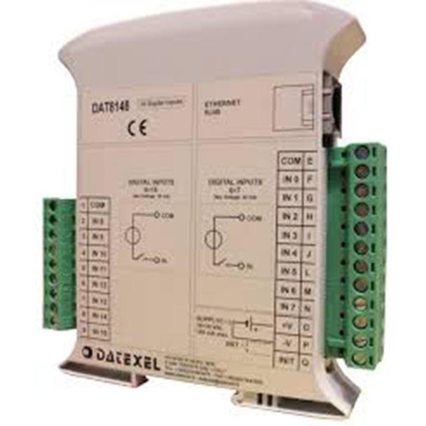 Datexel Analog Input Modules DAT 8148