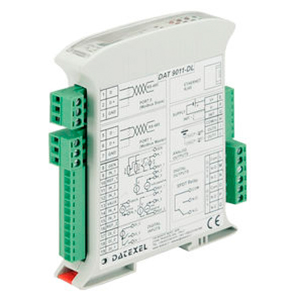 Datexel Data Acquisition And Control Modules Master/Slave Rs-485 Modbus-Rtu DAT 9011-2.0