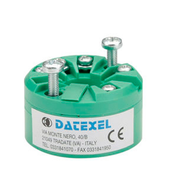 Datexel Temperature Transmitters Head Mounting Type Datexel Temperature Transmitters Head Mounting Type DAT 1015