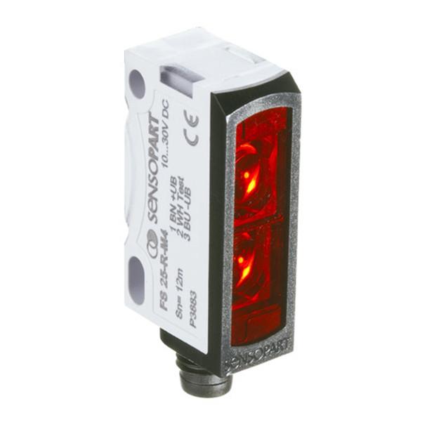Sensopart Photo Electric Sensor Retro Reflective Light Barriers FR 25-RF-NS-K4 (606-11015)