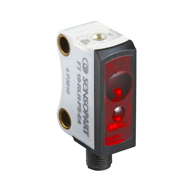 Sensopart Photo Electric Sensor Proximity Switches With Background Suppression FT 10-RH-PNSL-KM4 (600-11050)