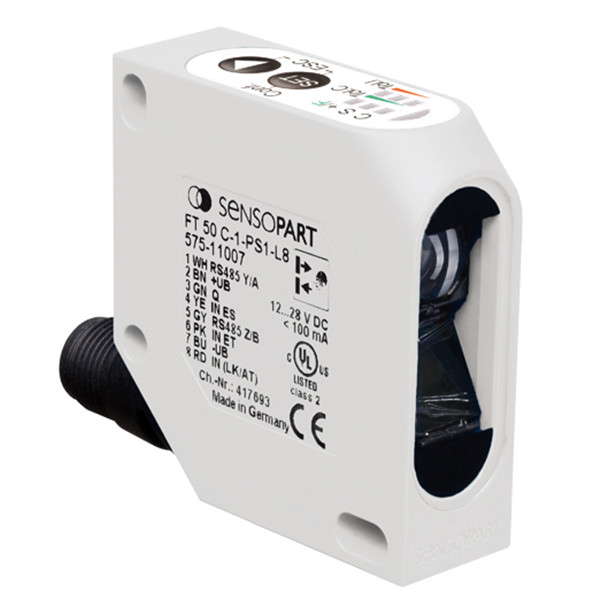 Sensopart Color and contrast sensors FT 50 C-1-NS1-L8 (575-11010)