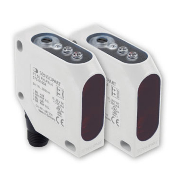 Sensopart Photo Electric Sensor Through Beam Sensors FE 50 I-PAL4 (573-52007)