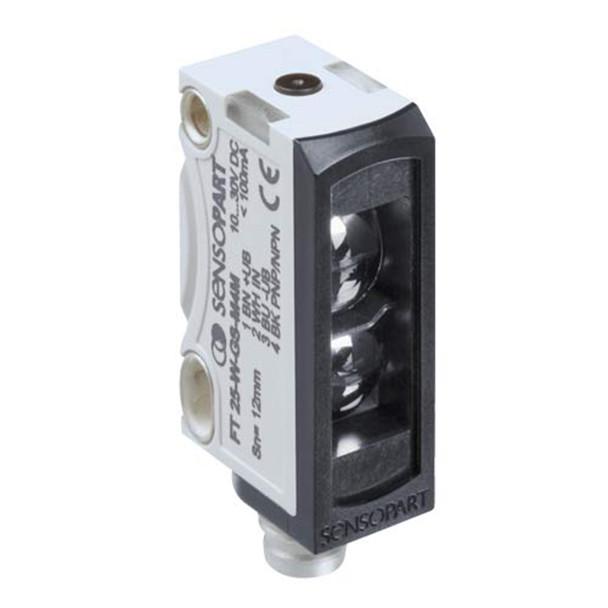 Sensopart Color and Contrast Sensors FT 25-W1-GSL-M4M (607-21033)