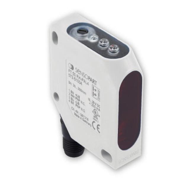 Sensopart Photo Electric Sensor Retro Reflective Light Barriers FR 50 R-PSVL4 (571-50006)