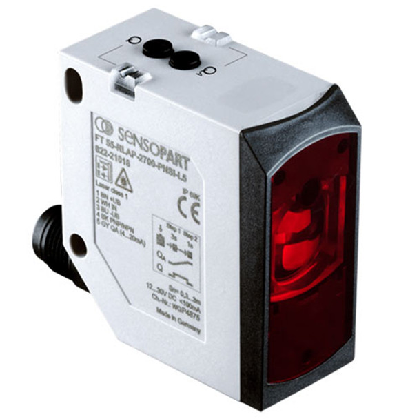 Sensopart Photo Electric Sensor Proximity Switches With Background Suppression FT 55-RLHP2-2PNSL-L5 (623-11039)