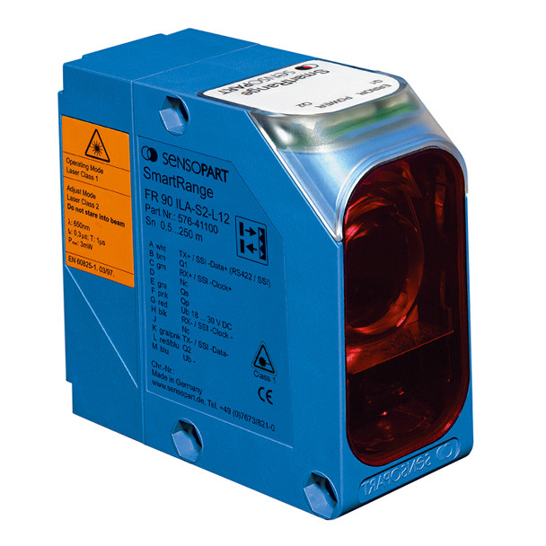 Sensopart Distance Sensors FT 91 ILA-S2-Q12 (591-91003)