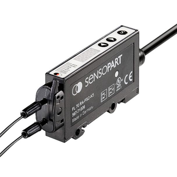 Sensopart Fiber Optic Sensors Light Barriers For Optical Fiber Adaption FL 70 RA-NSD-K5 (567-71007)