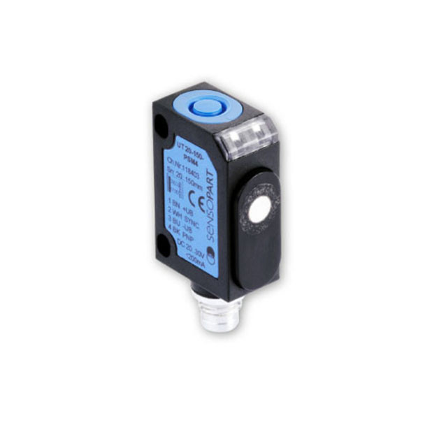 Sensopart Ultrasonic Sensors UT 20-150-AIM4 (693-11005)