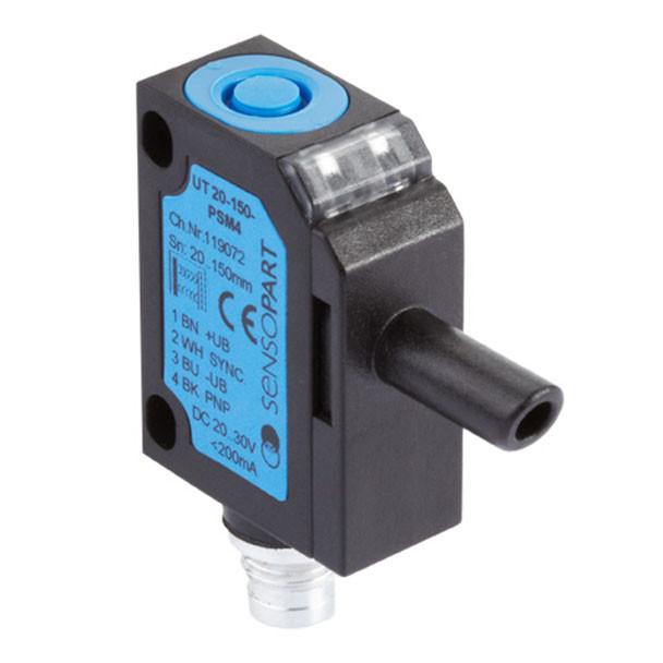 Sensopart Ultrasonic Sensors UT 20-S150-PSM4 (693-11012)