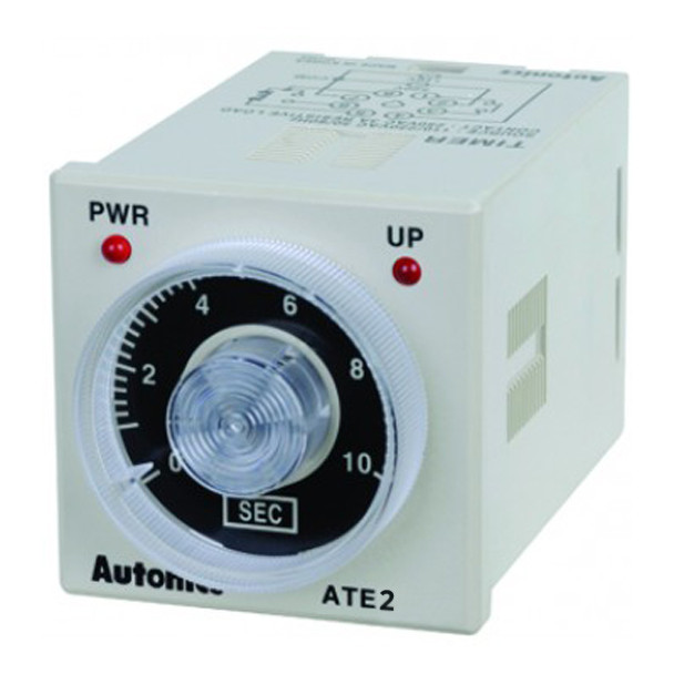 Autonics Controllers Timers ATE2-60M (A1050000141)
