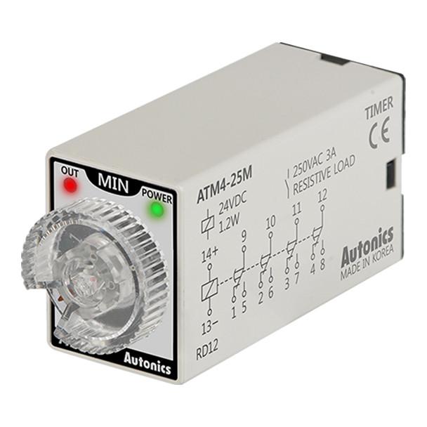 Autonics Controllers Timers ATM4-25S (A1050000176)