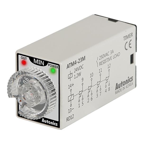 Autonics Controllers Timers ATM4-23M (A1050000180)