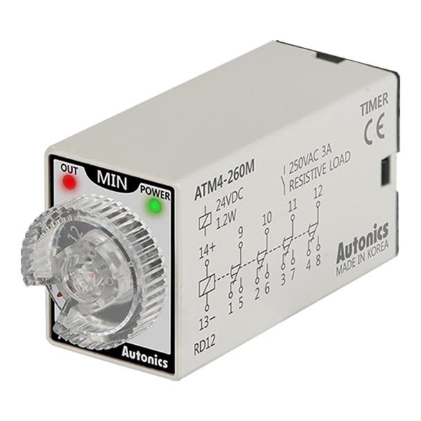Autonics Controllers Timers ATM4-260M (A1050000184)