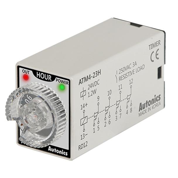 Autonics Controllers Timers ATM4-23H (A1050000185)