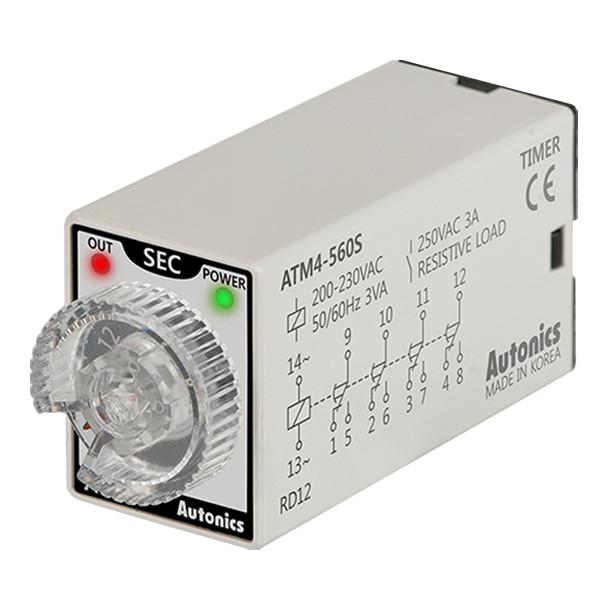 Autonics Controllers Timers ATM4-560S (A1050000190)