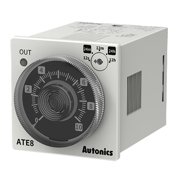 Autonics Controllers Timers ATE8-4C (A1050000285)