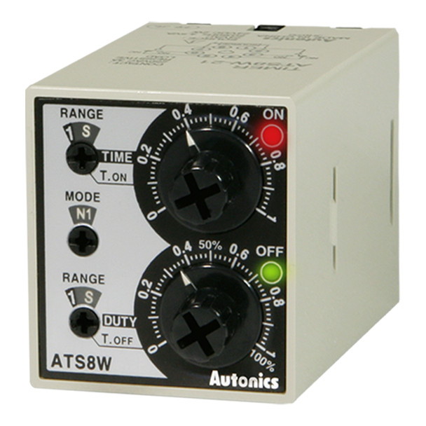 Autonics Controllers Timers ATS8W-41 (H1050000028)