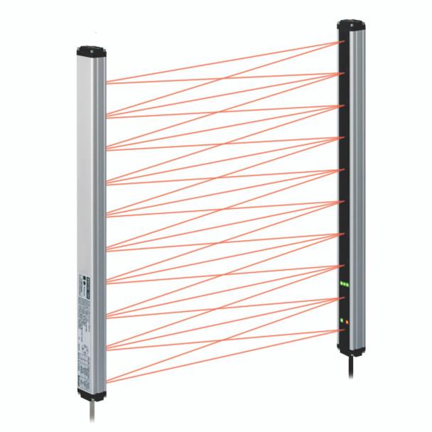 Autonics Photoelectric Sensor  Area Sensor BWC40-16H (A1850000167)