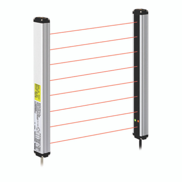 Autonics Photoelectric Sensor Area Sensor BW20-16P (A1850000198)