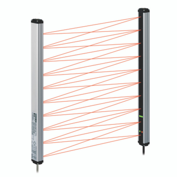 Autonics Photoelectric Sensor Area Sensor BWC40-12HD (A1850000242)