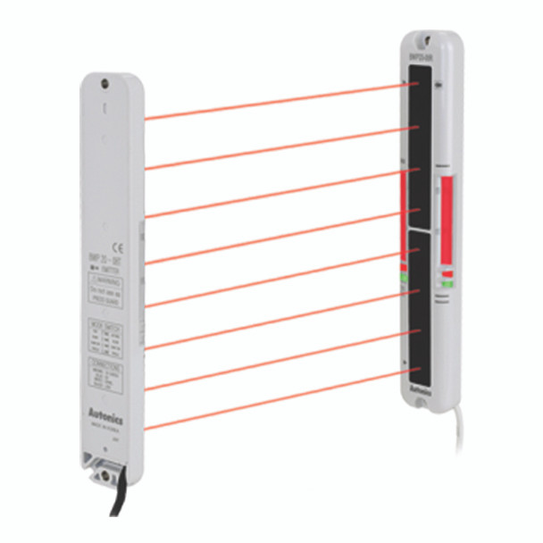 Autonics Photoelectric Sensor Area Sensor BWP20-20P (A1850000273)
