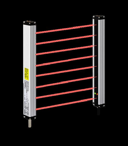 Autonics Photoelectric Sensor Area Sensor BW40-16P (A1850000416)