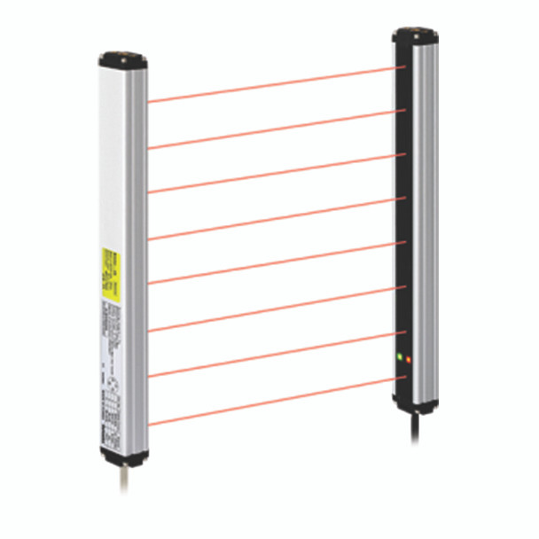 Autonics Photoelectric Sensor Area Sensor BW40-18P (A1850000417)