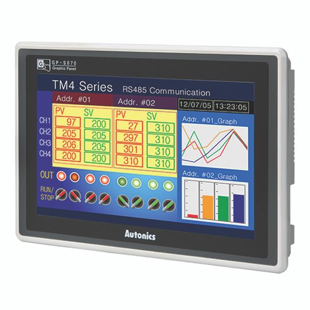 Autonics,HMI,Graphic Touch Panels,GP-S070-T9D6(A1350000037)