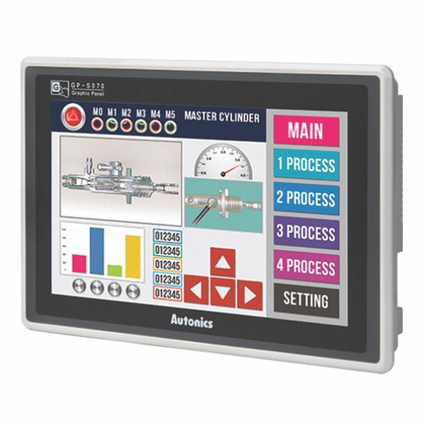Autonics,HMI,Graphic Touch Panels,LP-S070-T9D6-C5T(A1350000041)