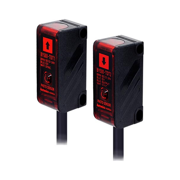 Autonics Photoelectric Sensors BYD Series  BY500-TDT1,2 (A1650000069)