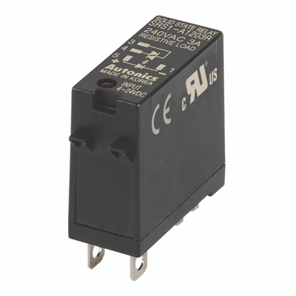 Autonics Solid State Relay ( SSR ) SRS1 SERIES SRS1-A1203R (A5850000155)