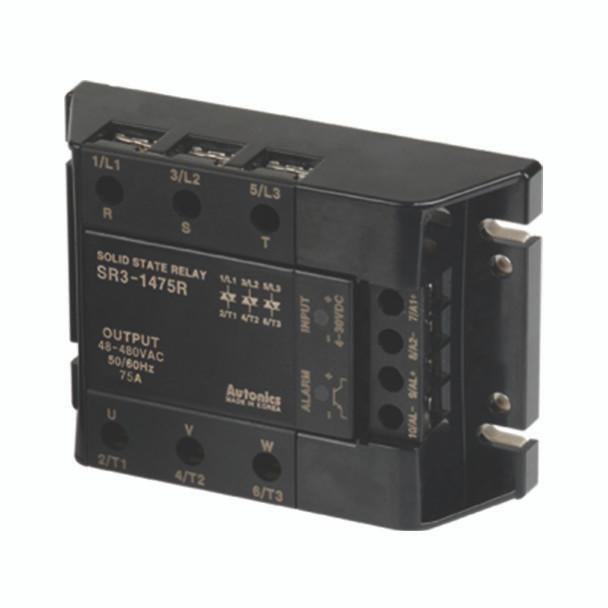 Autonics Solid State Relay ( SSR ) SR2/SR3 SERIES SR3-1475R (A5850000243)