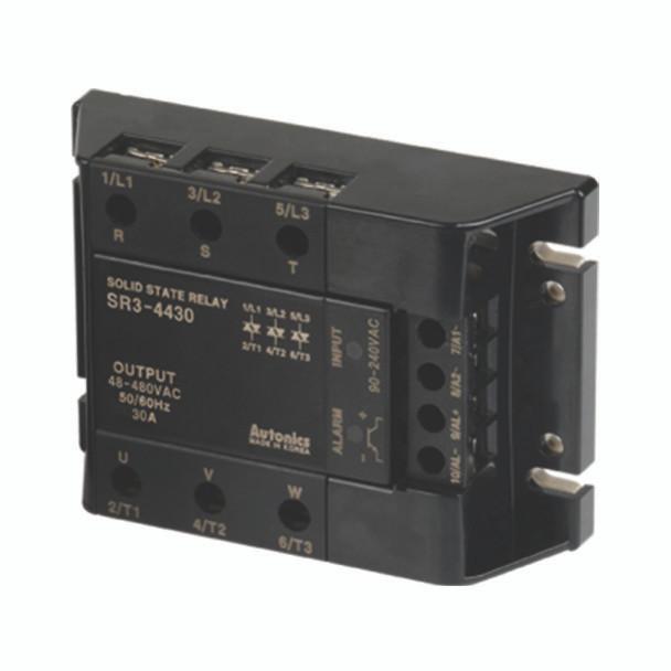 Autonics Solid State Relay ( SSR ) SR2/SR3 SERIES SR3-4430 (A5850000254)