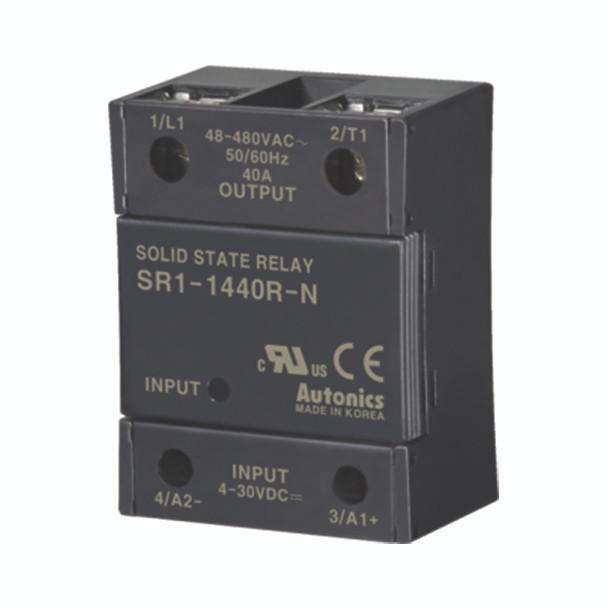 Autonics Solid State Relay ( SSR ) SR1 SERIES SR1-1440R-N (A5850000305)