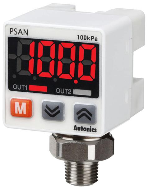 Autonics Pressure Sensor PSAN Series PSAN-LC01CPA-R1/8(A1900000163)
