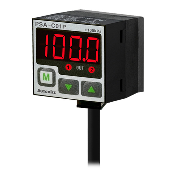 Autonics Pressure Sensor PSA Series PSA-C01P-RC1/8 (A1900000008)