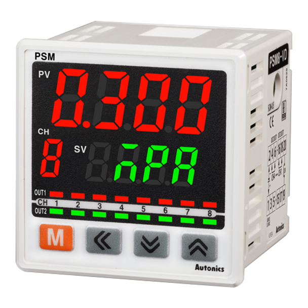 Autonics Pressure Sensor PSM Series  PSM8-VD (A1900000262)