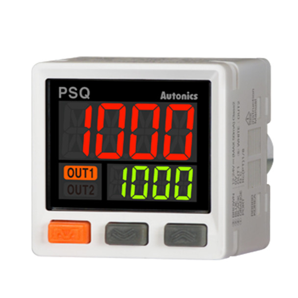 Autonics Pressure Sensor PSQ Series PSQ-C1C-RC1/8 (A1900000292)