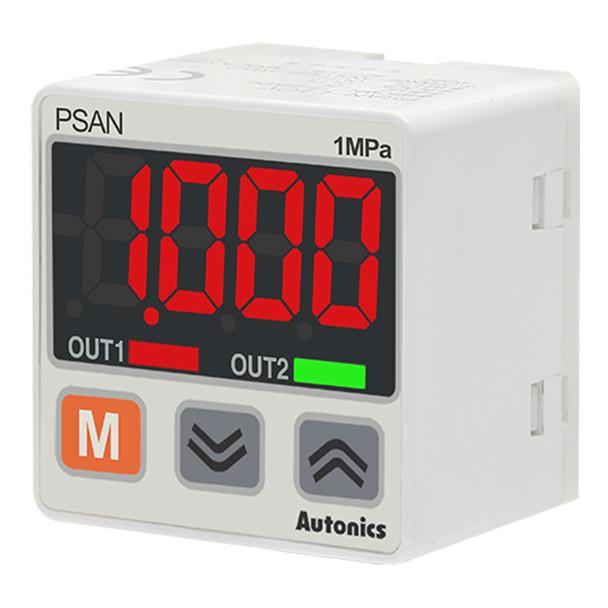 Autonics Pressure Sensor PSAN Series PSAN-1CPA-R1/8(A1900000230)