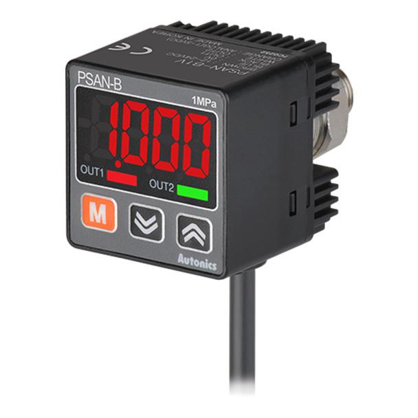 Autonics Pressure Sensor PSAN Series PSAN-B1PH-R1/8(A1900000249)