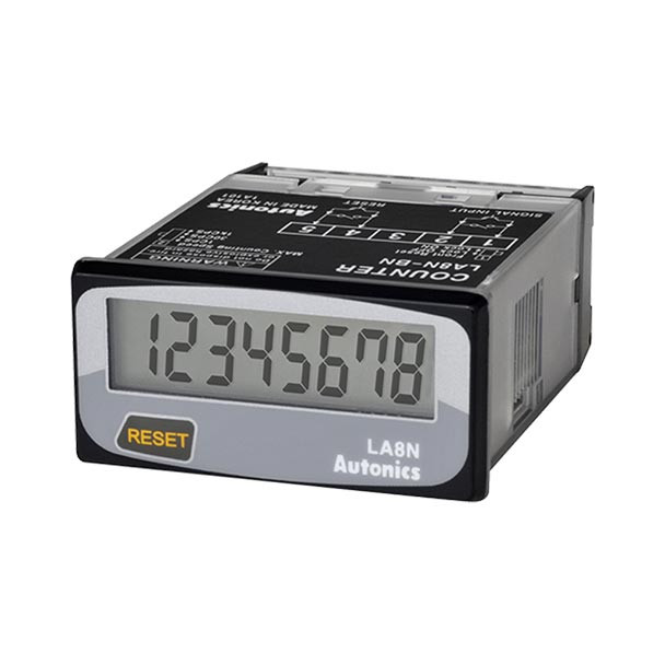 Autonics Controllers Counter & Timer Compact LCD Counter LA8N SERIES LA8N-BF (A1000000037)